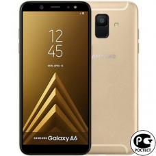 Samsung Galaxy A6 (2018) Gold Идеальное Б/У