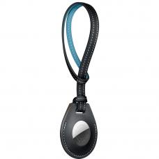 Подвеска AirTag Hermès для сумки Bleu Indigo