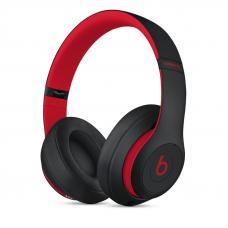 Beats Studio3 Wireless Over Ear Headphones Black & Red