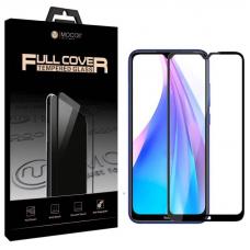Защитное стекло 3D MOCOll Black Diamond для Xiaomi Redmi Note 8 Черное