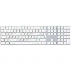Apple Magic Keyboard with Numeric Keypad (RU) Silver