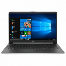 HP 15S-FQ0000UR 15.6 (Pentium 4417U/4Gb/SSD128Gb/Intel HD Graphics 610/SVA/HD/Win10) Silver/Black