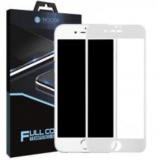 Защитное стекло 3D MOCOll Black Diamond для iPhone 7 Plus/8 Plus Белое