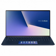 Asus Zenbook UX534FTC-AA196T 15.6 (i5 10210U/8Gb/SSD 256Gb/nVidia GF GTX 1650 MAX Q 4Gb/IPS/UHD/Win10) Blue