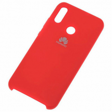 Чехол Honor 8X Silicone Cover Red