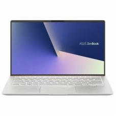Ноутбук Asus Zenbook UX433FN-A5358T 14 (i5 8265U/8Gb/SSD 512Gb/nVidia GF Mx150 2Gb/FHD/Win10) Silver