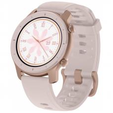 Xiaomi Amazfit GTR 42mm Cherry Blossom Pink / Pink Silicone Strap спортивные часы