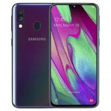 Samsung Galaxy A40 4/64 Black Идеальное Б/У