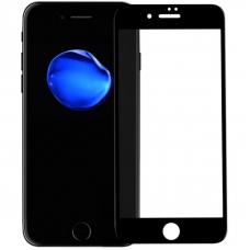 Защитное стекло 3D для iPhone 7 Plus/8 Plus Черное (Тех.Упаковка)