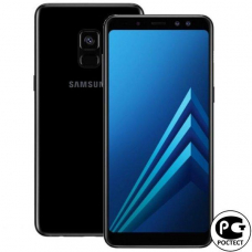 Samsung Galaxy A8 Plus (2018) SM-A730F Black Идеальное Б/У