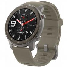Xiaomi Amazfit GTR 47mm Titanium / Fluororubber strap спортивные часы
