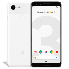 Google Pixel 3 4/64 Clearly White