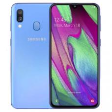 Samsung Galaxy A40 4/64 Blue Идеальное Б/У