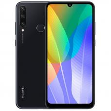 Huawei Y6p 3/64 Midnight Black