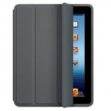Чехол-книга iPad 7/8 10.2 (I Love Case) Dark Gray