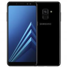 Samsung Galaxy A8 (2018) Black Идеальное Б/У