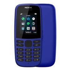 Nokia 105 Single Sim Blue