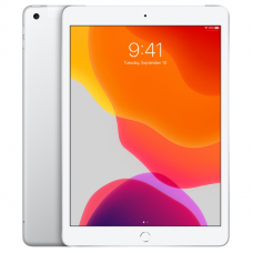 Apple iPad 10.2 (2019) 32GB Wi-fi Silver Идеальное Б/У