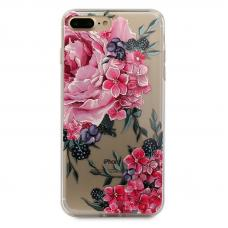 Чехол Samsung A10 Lovely Цветы и ягоды