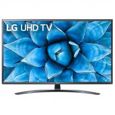 Телевизор LG 43UN74006LA 43/Ultra HD/Wi-Fi/Smart TV/Black