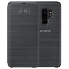 Чехол Samsung S9 Plus LED View Cover Black
