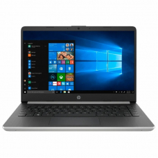 HP 14S-DQ1000UR 14 (i3 1005G1/4Gb/SSD128Gb/Intel UHD Graphics/TN/HD/Win10) Silver
