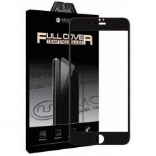 Защитное стекло 3D MOCOll Black Diamond для iPhone 7/8 Plus Черное