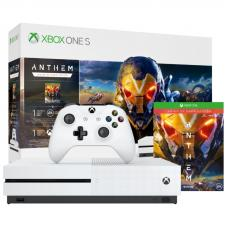 Microsoft XBox One S 1TB + Anthem (234-00948)