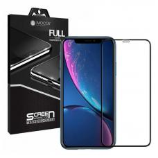 Защитное стекло 3D MOCOll Black Diamond для iPhone XR/11 Черное