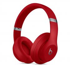 Beats Studio3 Wireless Over Ear Headphones Red