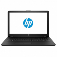 HP 15-bs186ur 15.6 (Pen 4417U (2x2.3 GHz)/4GB/128GB SSD/HD Graphics) Black