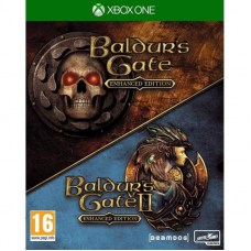 Игра Baldur's Gate: Enhanced Edition и Baldur's Gate 2: Enhanced Edition Стандартное издание (Xbox One)