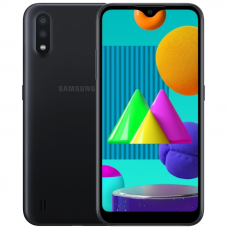 Samsung Galaxy M01 3/32 Black Идеальное Б/У