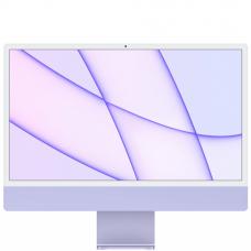 Apple iMac 24 M1(8-Core GPU)/8GB/256GB (Z130IMAC01 - Mid 2021) Purple