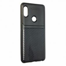 Чехол Xiaomi Mi 8 Силикон Black