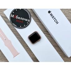 Apple Watch SE 40mm Gold Aluminum Case / Pink Sand Sport Band Хорошее Б/У