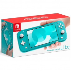 Nintendo Switch Lite Бирюзовый (NS)