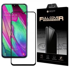Защитное стекло 3D MOCOll Black Diamond для Samsung Galaxy A40 Черное