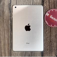 Apple iPad mini 3 16Gb Wi-Fi Silver Идеальное Б/У