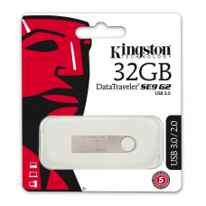 USB Накопитель Kingston SE9 32GB Silver